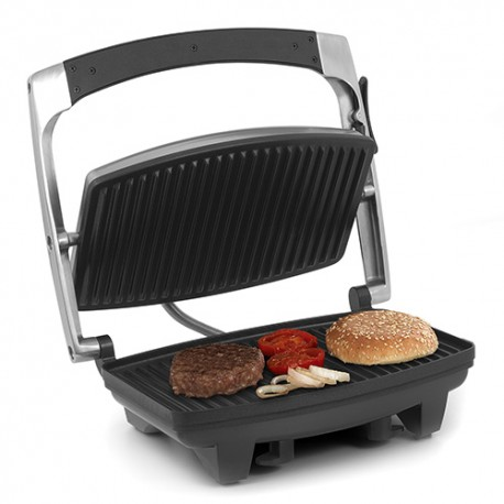 Tristar GR2841 Grill with Stainless Steel Casing