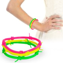 Barbed Wired Bracelets