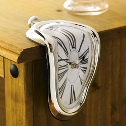 Dali Melting Time Clock