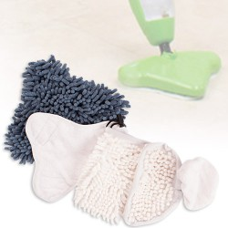5 in 1 Steam Mop Microfibre Replacement Pad (5pc)