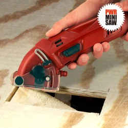 PWR Mini Saw Circular Handsaw