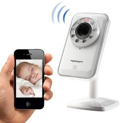 Baby Surveillance Camera Android & iOs TopCom NS6750