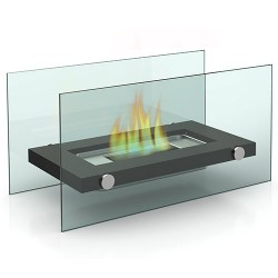 Bioethanol Table Fireplace FireFriend DF6502