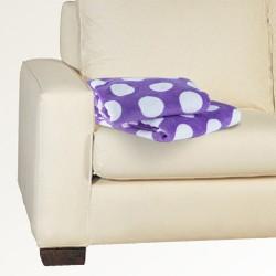 Alaska Microfibre Blanket 125 x 170cm