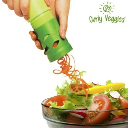Curly Veggies Vegetable Cutter