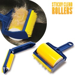 Sticky Clean Rollers Lint Roller