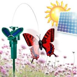 Solar Butterfly for Flowerpots