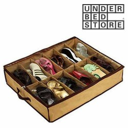 Under Bed Store Shoe Organiser