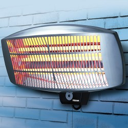 Tristar KA5283 IPX4 Wall Mounted Patio Heater