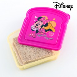 Disney Minnie Sandwich Box