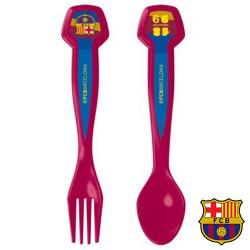 FC Barcelona Cutlery Set (2 Pieces)