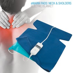 eWarm Pads Neck & Shoulders Electric Blanket