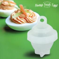 Always Fresh Eggs Egg Boiler (Pack of 6)