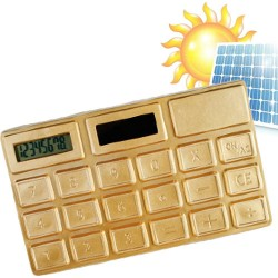 Golden Solar Calculator