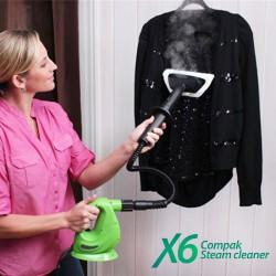 Steam Mop X6 Compak Mini Steam Cleaner