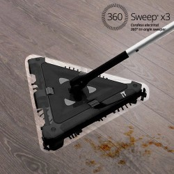 360 Sweep Triangular Electric Sweeper