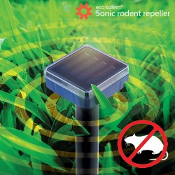 Eco Solem Solar Mouse Repeller