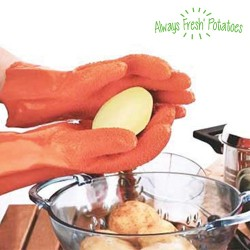 Always Fresh Potato Peeling Gloves