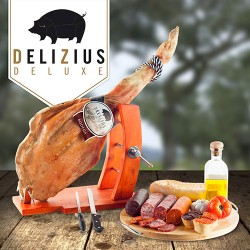 Bodega Delizius Deluxe Serrano Shoulder Ham