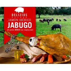 Delizius Deluxe Iberian Jabugo Ham