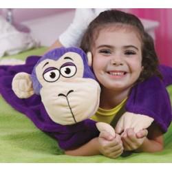 CuddleUppets Blanket for Kids
