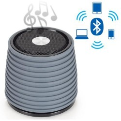 Bluetooth Speaker with Rechargeable Battery Audiosonic