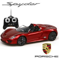 Porsche Spyder 918 RC Car