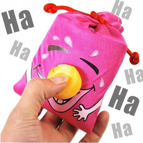 Laughter Bag Keyring
