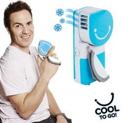Cool to Go! Portable Air Refresher