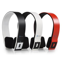 AudioSonic Bluetooth Headphones