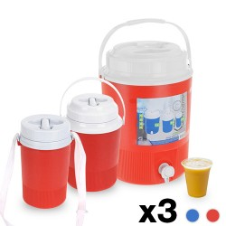 Camping Water Barrels (3 pieces)