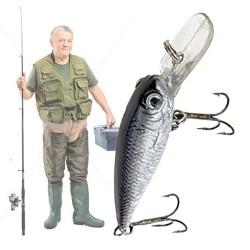 Crankbait 70 mm Fishing Bait