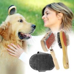Dog Brushes (3 pieces)