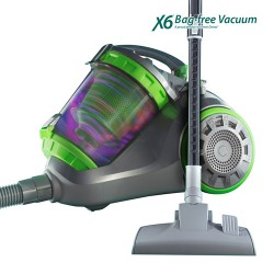X6 Bagless Vacuum Cleaner