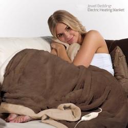 Electric Heating Blanket Electric Fleece Blanket 160 x 120 cm