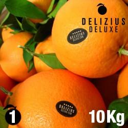 Deluxe Valencian Navelina Oranges 10 kg