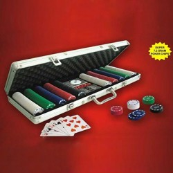 500 Chip Poker Case