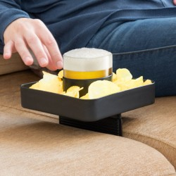Couch Buddy Snacks & Drinks Holder