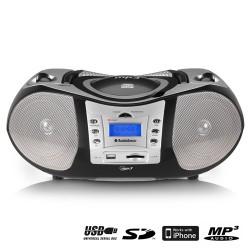 AudioSonic CD1586 CD MP3 USB Radio