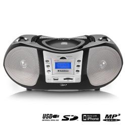 AudioSonic CD1586 CD MP3 USB Radio