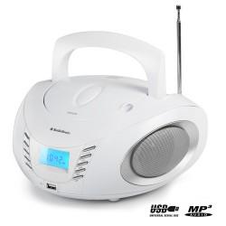 AudioSonic CD1593 CD MP3 USB Radio