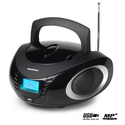 AudioSonic CD1594 CD MP3 USB Radio