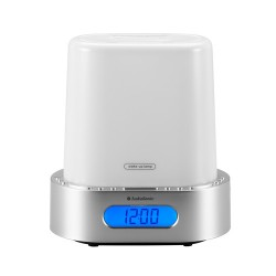 AudioSonic CL505 Radio Alarm Clock with Light