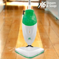 Steam & Soap X6 Steam Mop
