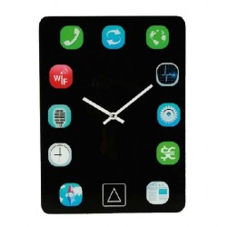 iPad Wall Clock