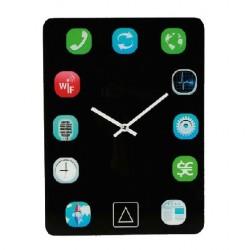 iPad Wall Clock