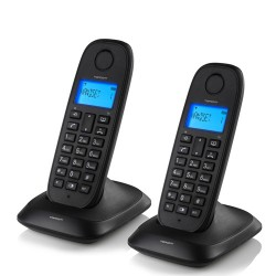 TopCom TE5732 Cordless Landline Phone (pack of 2)
