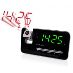 AudioSonic CL1492 Projection Radio Alarm Clock