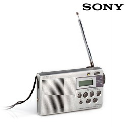 Sony ICFM260 Portable Digital Radio