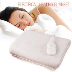 Electrical Heating Blanket Electric Blanket 150 x 80 cm